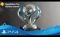 PlayStation Austrália vai ter troféus de platina físico para os ganhadores de competições