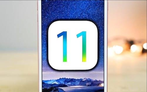 Apple lança primeira atualização do IOS 11