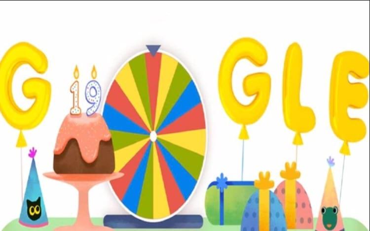 Doodle comemorativo do Google reúne 19 games.