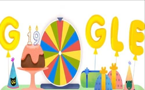 Doodle comemorativo do Google reúne 19 games