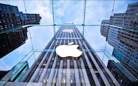 Apple é a marca mais valiosa do mundo