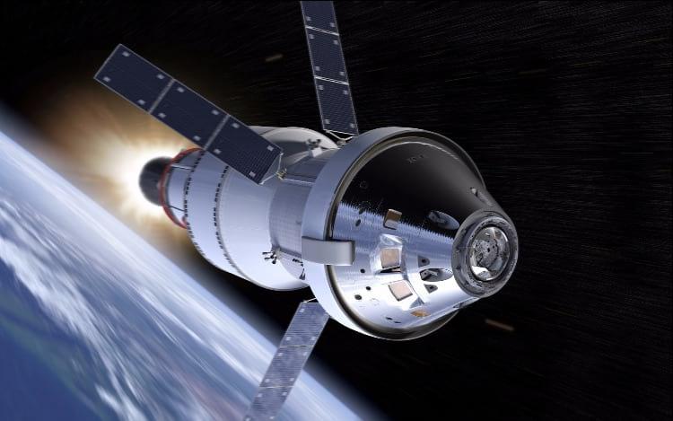 NASA em parceria com a Rússia irão explorar Lua e espaço.