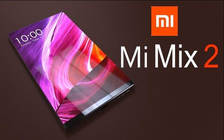 Mi Mix 2.