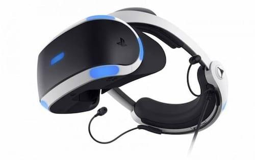 Sony lança nova versão do PlayStation VR