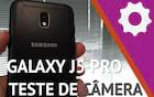 Galaxy J5 Pro 2017 - Teste de câmera