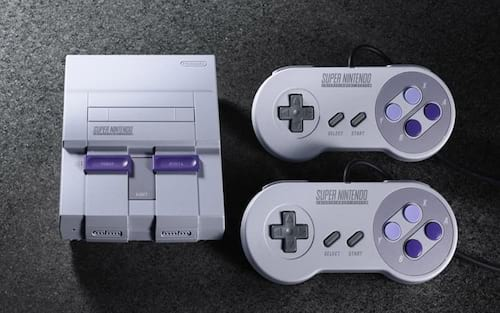 Unidades do SNES Classic Edition esgotam na Gamestop