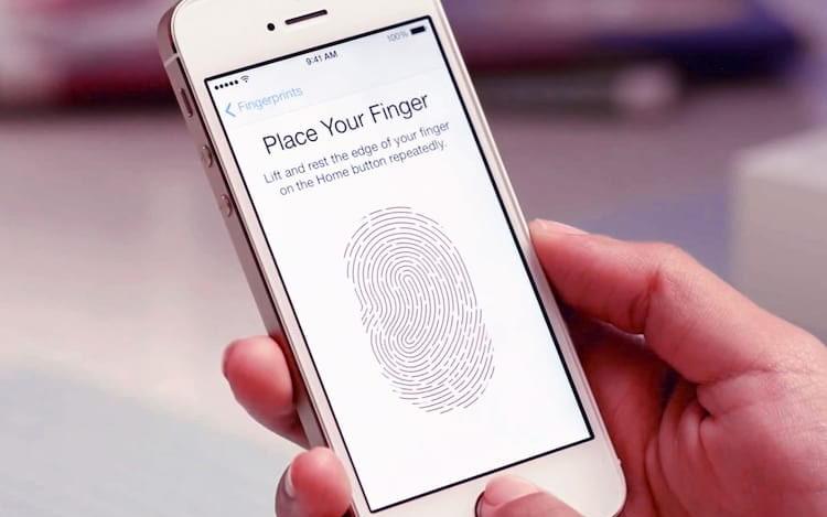 Em 2018, sete em cada dez smartphones novos contarão com leitor de digitais.
