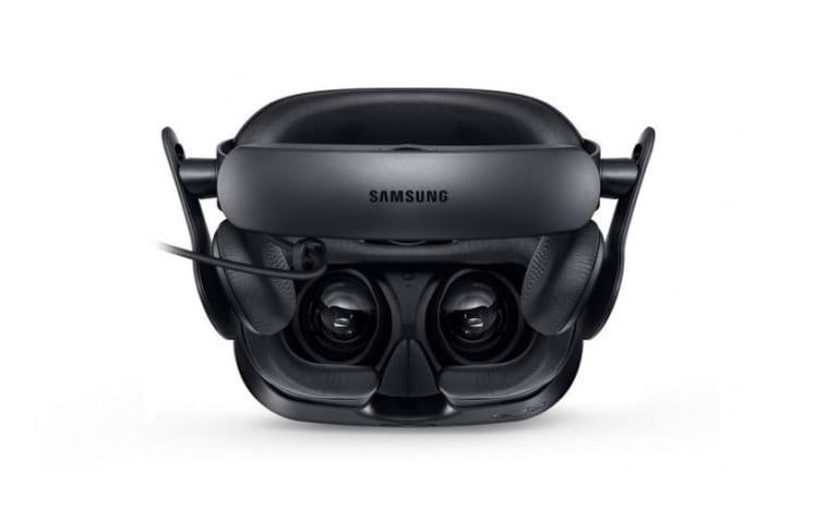 Samsung lança headset de realidade mista para Windows 10