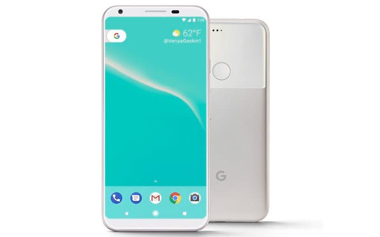 Aparelhos vem com Android Oreo