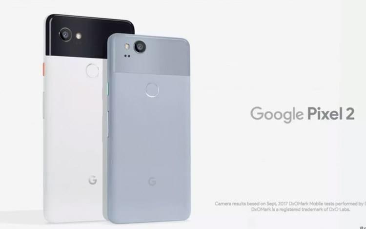 Google lança smartphones Pixel 2 e 2 XL com Android 8.0 Oreo