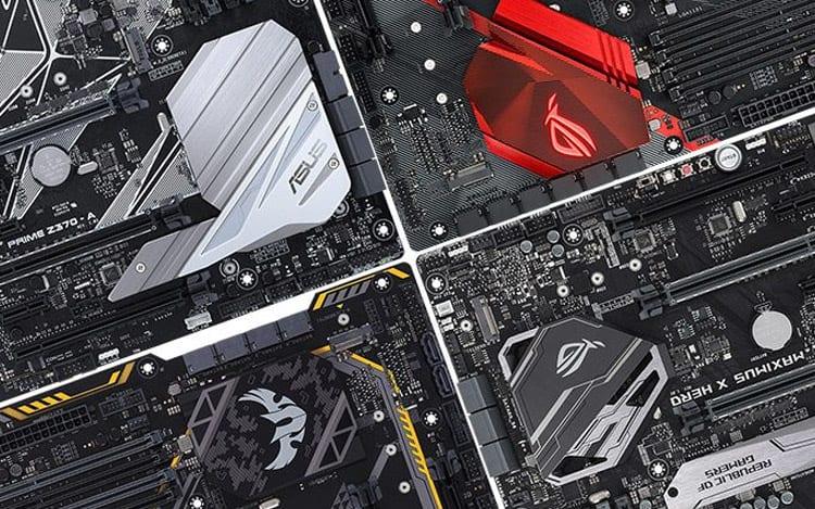 Poderosas CPUS exigem uma nova placa-mãe