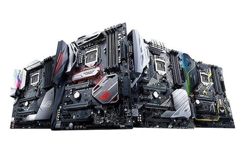 ASUS lança placas-mãe série Z370