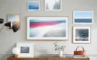 Samsung lança Smart TV The Frame que vira quadro no Brasil