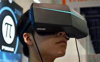 Headset de realidade virtual 8K tem ângulo de visão semelhante ao do olho humano
