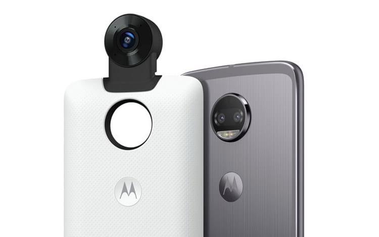 Módulo de câmera 360° para Moto Z chega ao Brasil