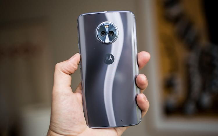 Motorola envia convites para evento no Brasil.