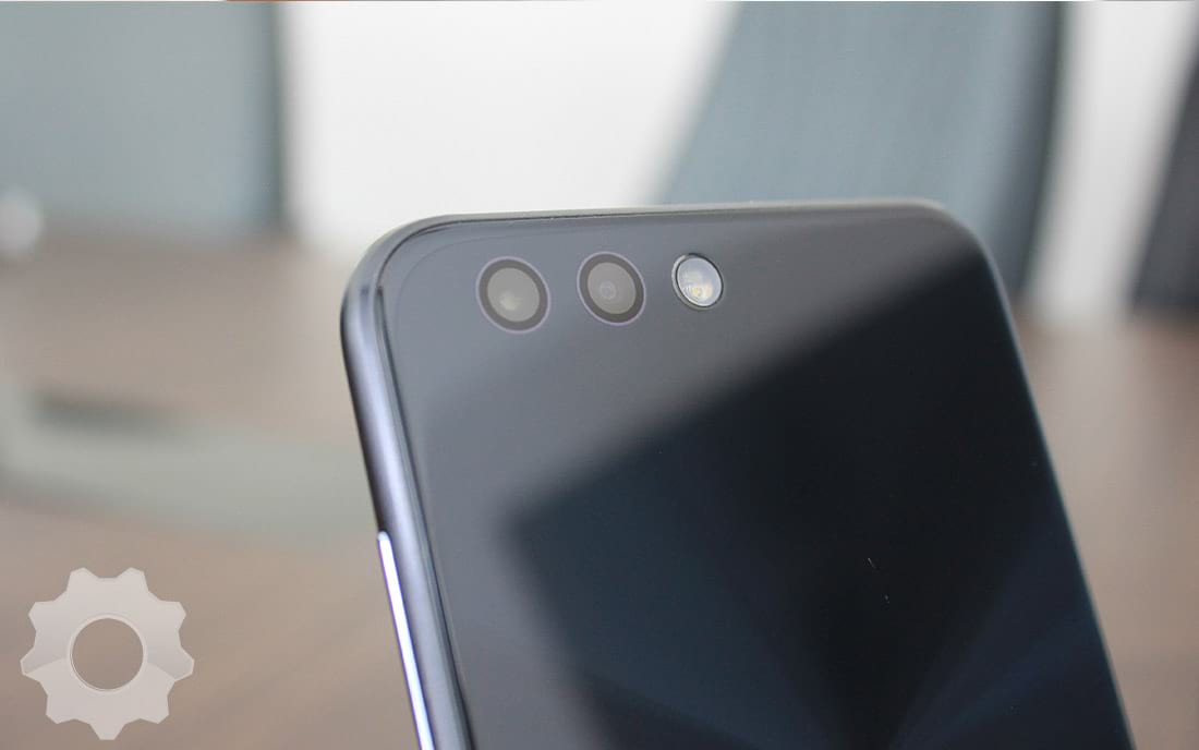 Zenfone 4 - face traseira