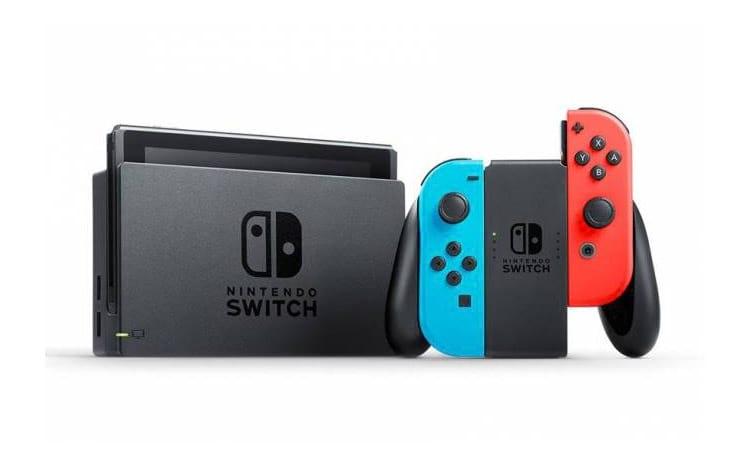 Nintendo Switch tem produção aumentada para 2 milhões por mês