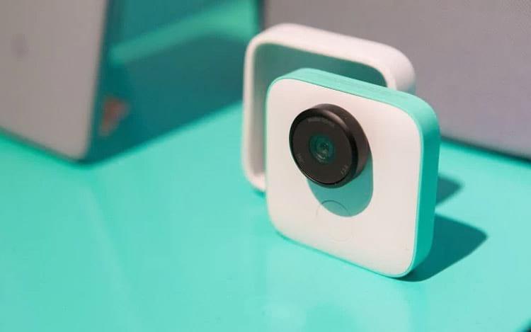 Câmera que captura imagens automaticamente