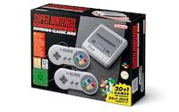 Revelados códigos para adicionar novos jogos na memória interna do SNES Mini