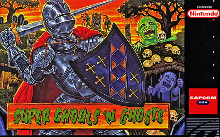 Super Ghouls ´n Ghosts
