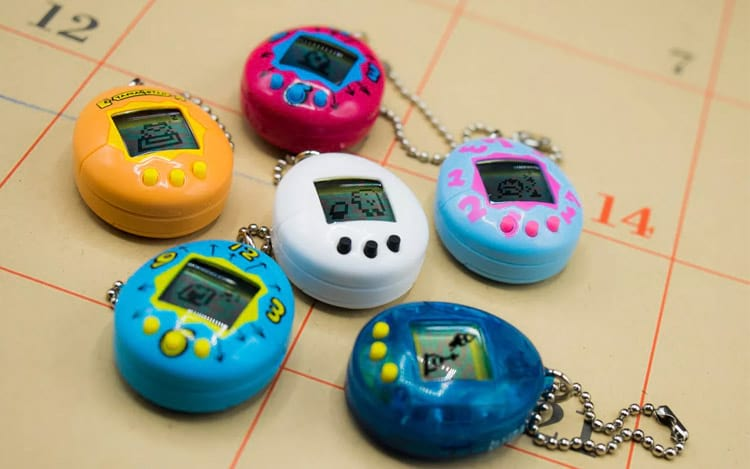 A volta do Tamagotchi