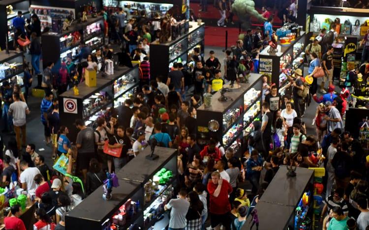 Maior feira de games da América Latina