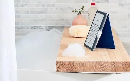 Kindle Oasis 2017 chega com proteção à agua