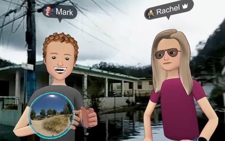 VR pode aumentar a conscientização e nos ajudar a ver o que acontece em diferentes partes do mundo