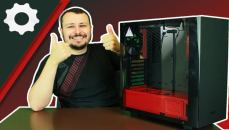 Review Gabinete NZXT S340 Elite