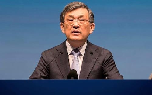 CEO da Samsung pede demissão