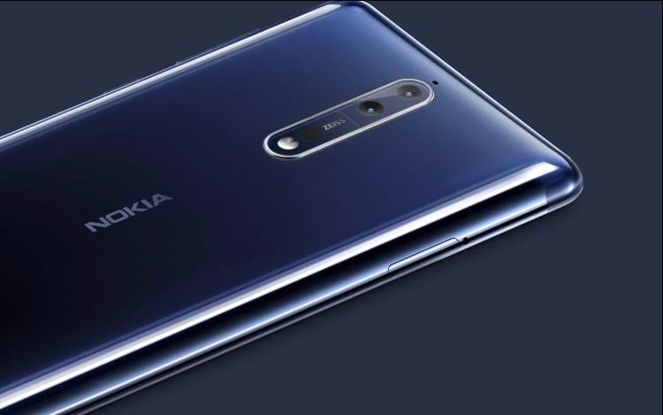 E o Brasil? Nokia 8 é lançado na Finlândia com 6GB de RAM.