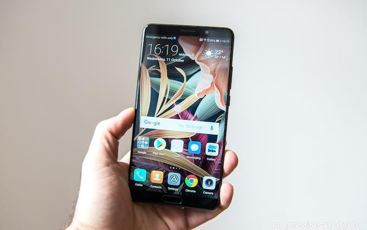 Conheça o Mate 10 com processador de inteligência artificial da Huawei.
