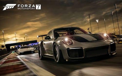 Versão para PC de Forza 7 promete rodar igual à do Xbox One X
