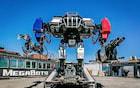 Primeira luta entre robôs gigantes é divulgada