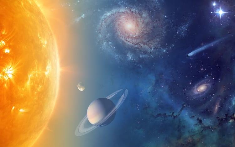 Através do Google Maps também é possível explorar planetas do sistema solar.