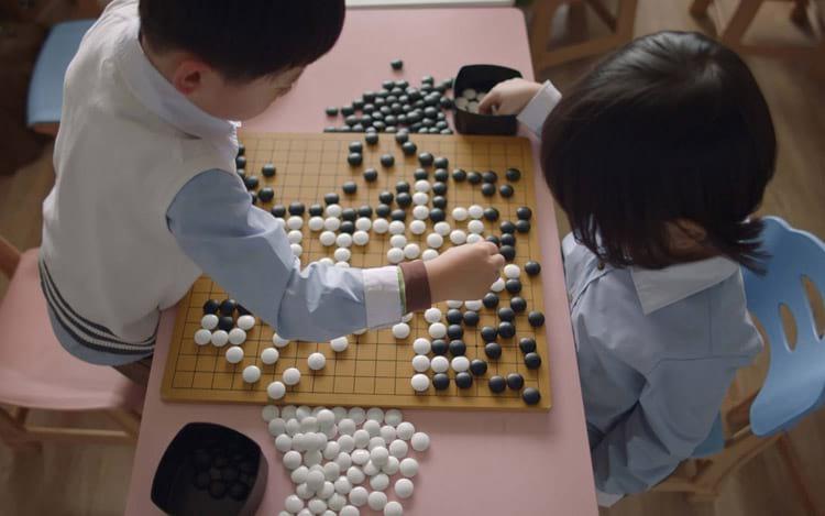 """AlphaGo Zero aprendeu a dominar o jogo de tabuleiro chinês conhecido como """"Go"""" sozinho"""