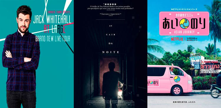 Novidades e lançamentos Netflix da semana (23/10 - 31/10)