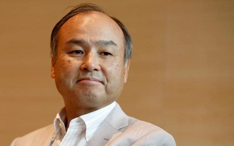 Son é o homem mais rico do Japão.