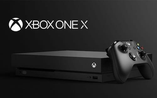 Microsoft libera publicidade do Xbox One X