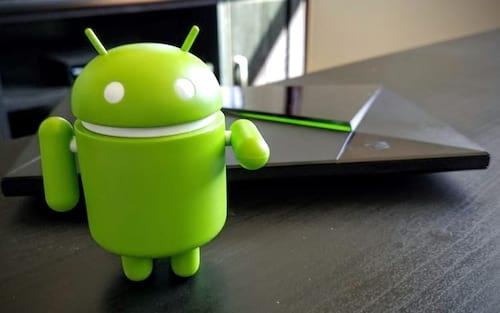 Android recebe recurso de criptografia do histórico de navegação