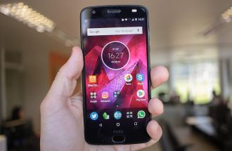 Review Moto Z2 Force - Power Edition