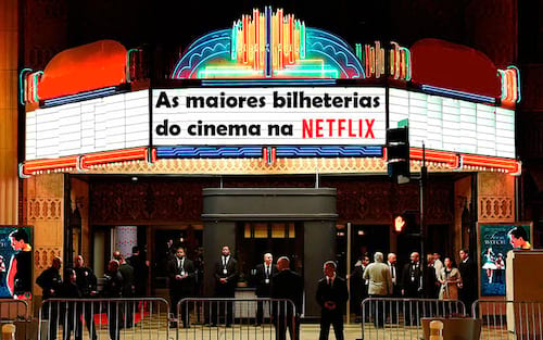 Filmes da Netflix que passaram de 1 bilhão de dólares de bilheteria