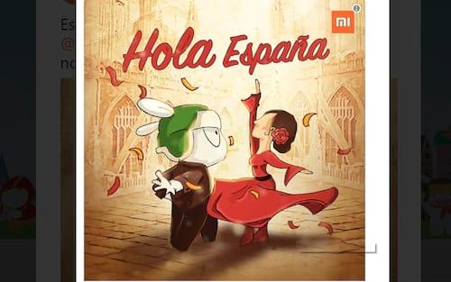 Xiaomi chega oficialmente a Espanha