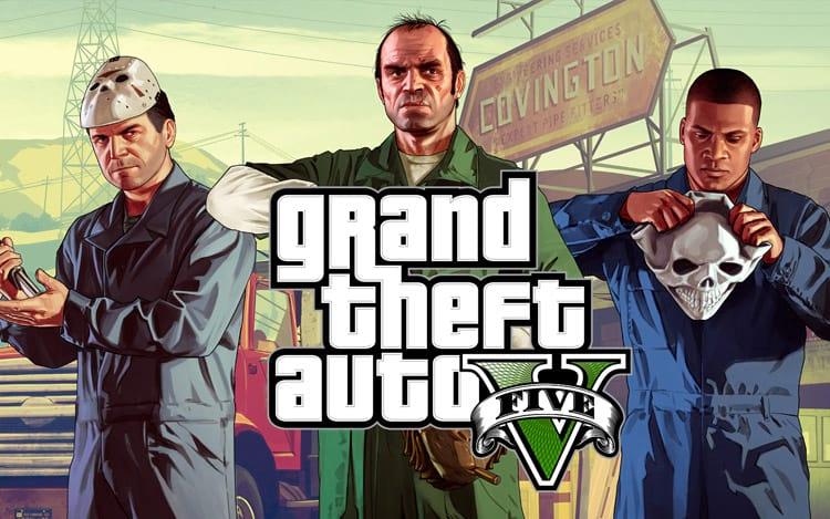 Rockstar explica porque GTA V não tem um DLC para o single-player