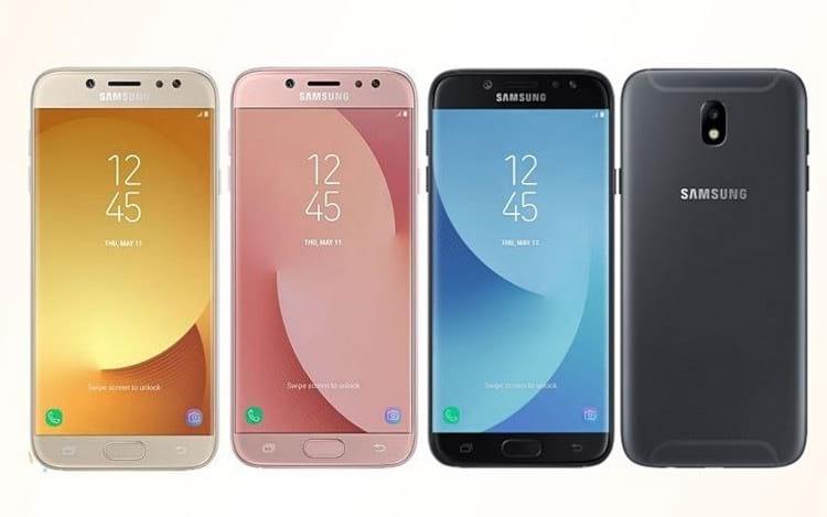 Galaxy J5 Pro e J7 Pro contam com sistema de pagamentos Samsung Pay