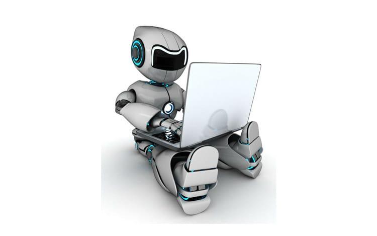 Robôs deixam brechas