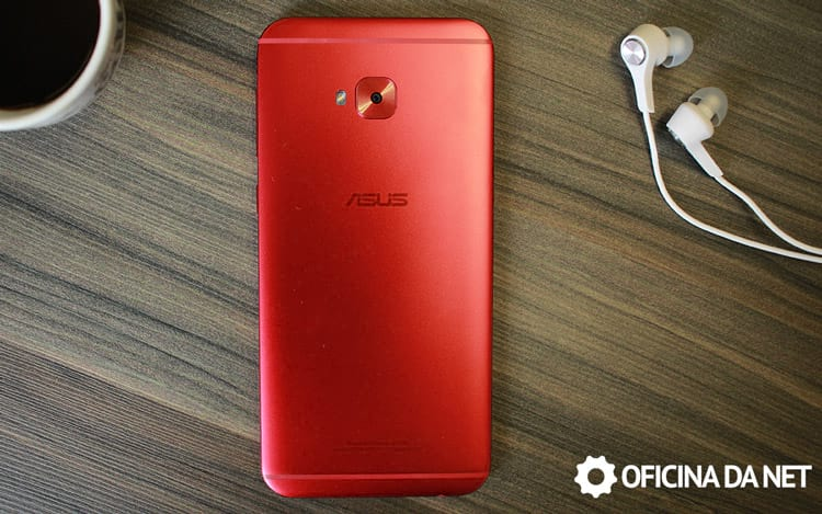 Review Zenfone 4 Selfie Pro - O cara das fotos frontais
