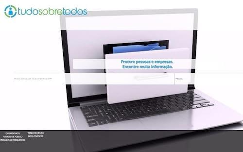 Site que revela CPF, telefone e endereço de brasileiros volta ao ar