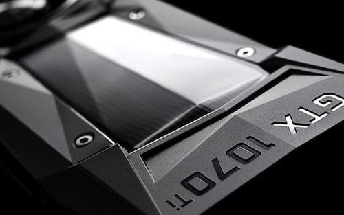 Nvidia lança placa gráfica GTX 1070 Ti